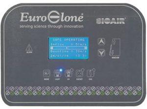 Bảng điều khiển Tủ an toàn sinh học cấp 2 EuroClone SafeMate 1.5
