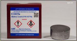 Mẫu chuẩn SRM C2415a - chì cho ắc quy