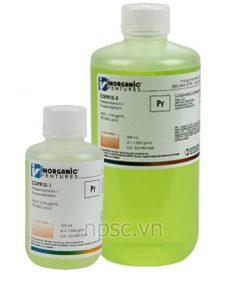 Dung dịch chuẩn ICP 10,000 ppm nguyên tố Praseodymium – Pr