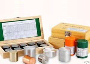 Mẫu chuẩn CRM quặng, than, cốc, gang, thép – NCS