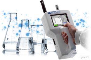 Máy đếm tiểu phần cầm tay Handheld 3016 kiểm tra không khí phòng sạch