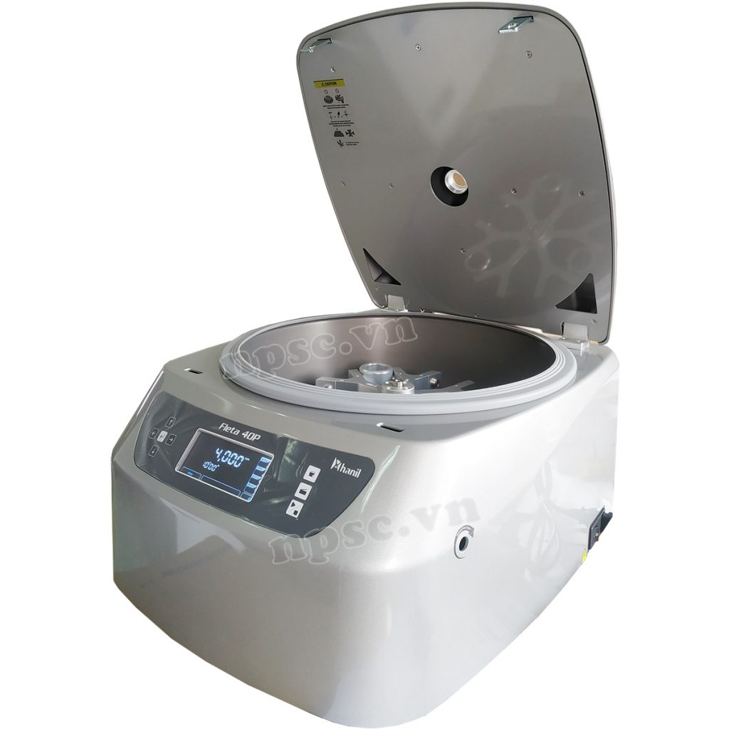 Máy ly tâm Fleta 40P - Ly tâm y tế, tách chiết PRP