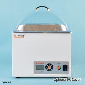 Bể ổn nhiệt 6 lít LKLAB với nắp đậy nhựa trong PC