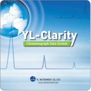 Phần mềm YL-Clarity cho máy sắc ký lỏng HPLC YL9100 Plus