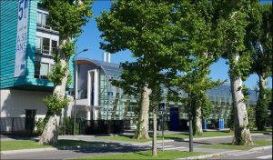 Trụ sở EDQM cơ quan chủ quản chuẩn dược điển Châu Âu EP