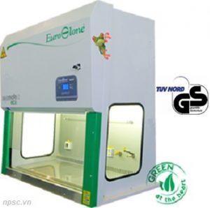 Tủ an toàn sinh học cấp 2 EuroClone SafeMate 1.8 đạt chứng chỉ EN12469:2000chứng thực bởiTÜV
