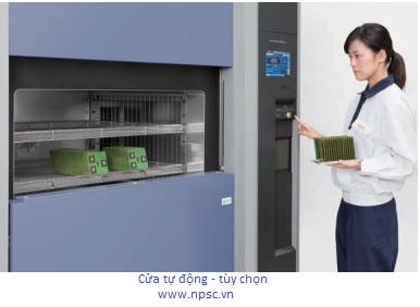Cửa tự động tử sốc nhiệt TSA