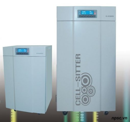 Tủ ấm CO2 80 lít Air jacket model WS-80CA và các model cùng loại