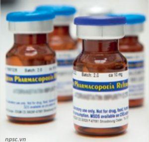 Chuẩn dược điển Châu Âu EP-EDQM - Amoxicilin