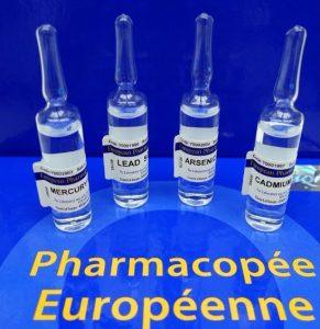 Chuẩn dược điển Châu Âu EP-EDQM - chuẩn tạp