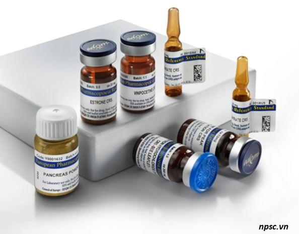 Chuẩn dược điển Châu Âu EP-EDQM cho kiểm nghiệm dược