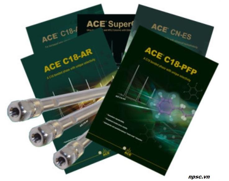 Cột sắc ký lỏng ACE HPLC C18