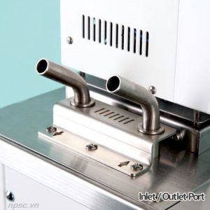 Đầu bơm bể điều nhiệt lạnh tuần hoàn -40oC Lklab