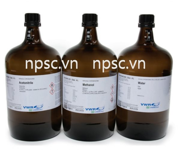 Dung môi HPLC VWR cho LC và LC/MS