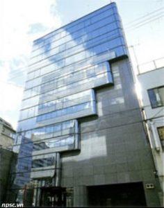 Trụ sở Hayashi Pure Chemical tại Osaka - Tòa nhà HPC building