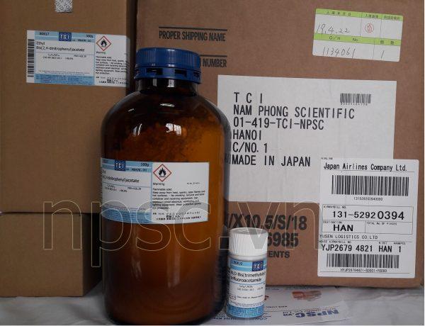 Hóa chất TCI cung cấp cho TT Sắc ký TP.HCM