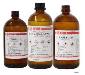 Dung môi và hóa chất tinh khiết Hayashi cho công nghiệp điện tử