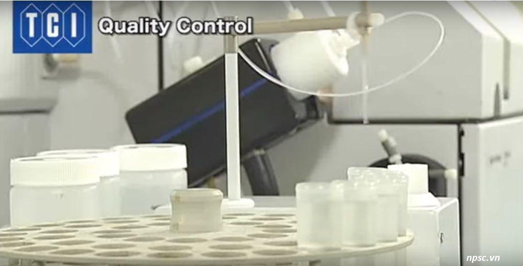 Thiết bị kiểm chất lượng hóa chất TCI - Nhật bản