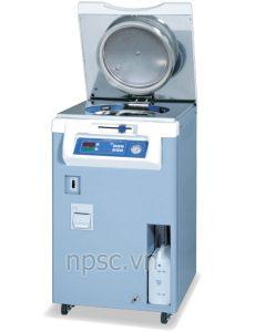 Bên trong nồi hấp tiệt trùng ALP CLM-40L, 105 lít tiêu chuẩn y tế