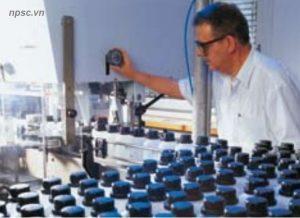 Dây chuyền đóng gói dung dịch chuẩn AAS ICP merck