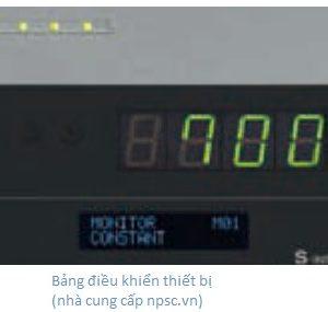 Tủ sấy nhiệt độ cao 700°C Espec - Bộ điều khiển