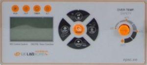 Bảng điều khiển tủ sấy đối lưu cưỡng bức 100 lít Lklab