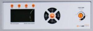 Bảng điều khiển tủ ấm BOD 60 lít Lklab