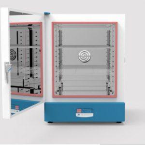 Tủ sấy đối lưu cưỡng bức 150L SH-DO-149FGE SH-Scientific bên trong bằng inox