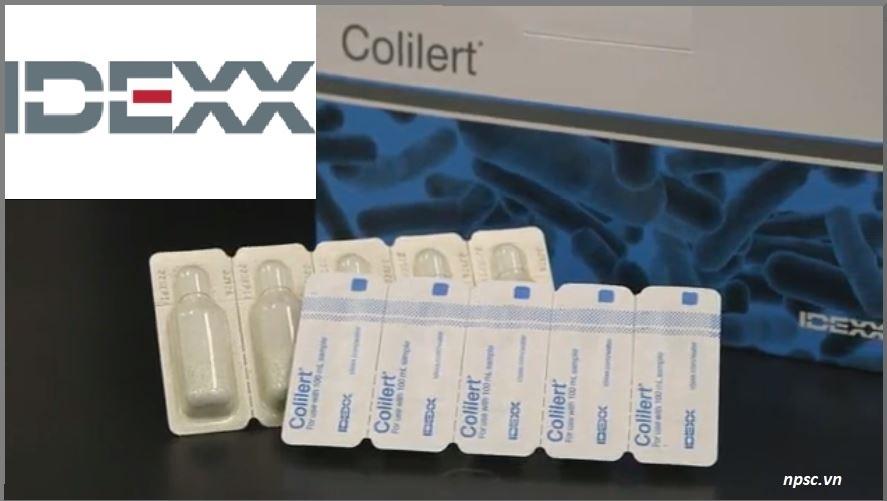 Colilert – Bộ phân tích nhanh Ecoli và Coliform trong nước