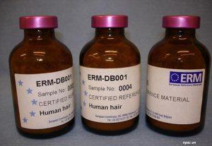 Mẫu chuẩn châu Âu ERM ERM-BD001