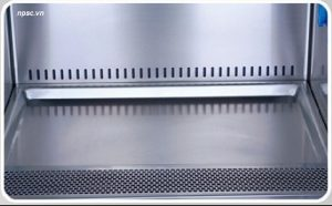 Bàn thao tác tủ an toàn sinh học cấp 2 Biobase loại B2 1100mm Model BSC-1100IIB2-X
