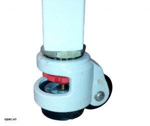 Chân bánh xe của tủ an toàn sinh học cấp 2 Biobase 1210mm tiêu chuẩn NSF