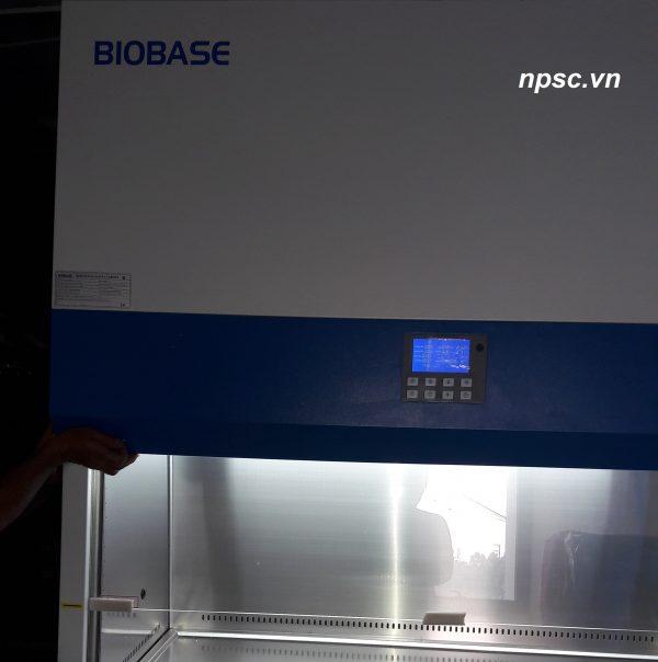 Công ty Nam Phong NPSC lắp đặt tủ an toàn sinh học B2 cho phòng xét nghiệm
