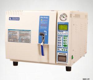 Nồi hấp tiệt trùng dụng cụ y tế class B 48 lít VSC-48L PERSON MEDICAL nhìn nghiêng