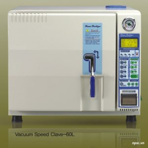 Nồi hấp tiệt trùng dụng cụ y tế class B 60 lít VSC-60L hút chân không nhanh