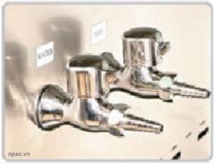 Vòi nước và khí của tủ an toàn sinh học cấp 2 Biobase 1210mm tiêu chuẩn NSF