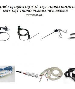 Dụng cụ tiệt trùng được bằng máy tiệt khuẩn nhiệt độ thấp công nghệ Plasma 50 lít PERSON-HPS50L