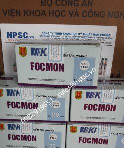 Kit kiểm tra nhanh Focmon FT04 Bộ Công An