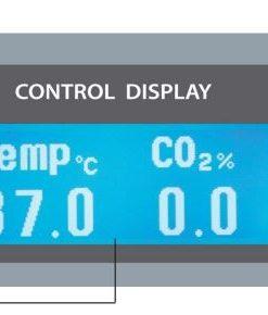 Bảng điều khiển tủ ấm CO2 lạnh 40 lít WS-C40CW