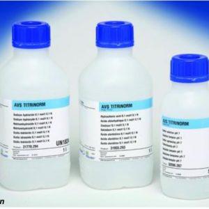 Dung dịch chuẩn độ VWR Mỹ chuẩn độ pH
