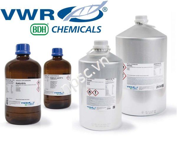 Hóa chất VWR cho kiểm nghiệm và sản xuất dược phẩm