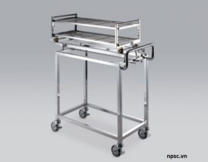 Tùy chọn xe đẩy cho nồi hấp tiệt trùng Sturdy SA-600A