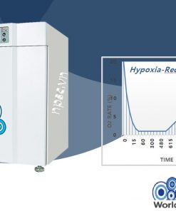 Tủ ấm CO2 Hypoxia có chức năng phục hồi oxy tự động Reoxygenation