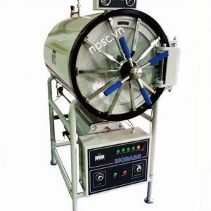 Nồi hấp tiệt trùng Biobase BKQ-H200 200 lít lồng ngang có sấy khô