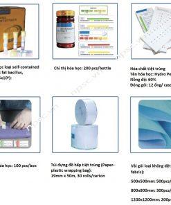 Phụ kiện cho máy tiệt khuẩn nhiệt độ thấp công nghệ Plasma 135L Biobase BKQ-PS100X