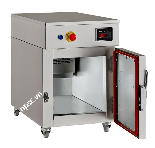 Bên trong máy tiệt trùng bằng khí ethylene oxide ZEOSS-80L 92 lít