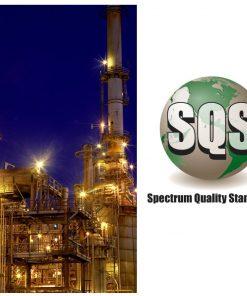 Mẫu chuẩn Spectrum Quality Standards