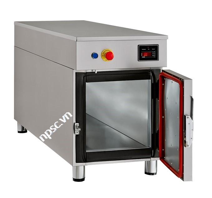Bên trong máy tiệt trùng bằng khí ethylene oxide ZEOSS-160L 178 lít