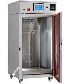 Bên trong máy tiệt trùng bằng khí ethylene oxide ZEOSS-450 (505 lít)