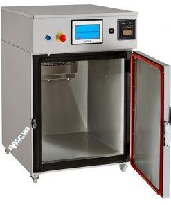 Bên trong máy tiệt trùng bằng khí ethylene oxide ZEOSS-225 265 lít
